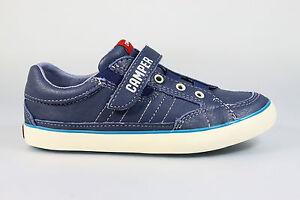 CAMPER-80343-047-PELOTAS-PERSIL-VU-Kinder-Sneaker-blau