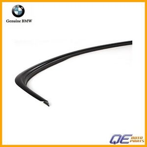 Right Bmw E46 323i 325i 325xi 328i 330xi Sedan Roof Ledge Moulding Genuine Ebay