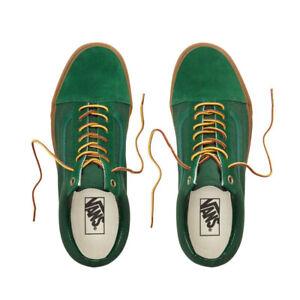 991c33d338a562 Vans Gum Sole Old Skool Skate Sneakers Shoes Dark Green VN0A38G1UKE ...