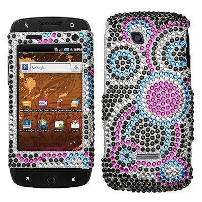 Bubble Crystal Bling Case Cover T Mobile Sidekick 4g 650229042482