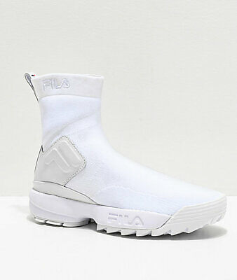 Fila Disruptor Stretch White Shoes
