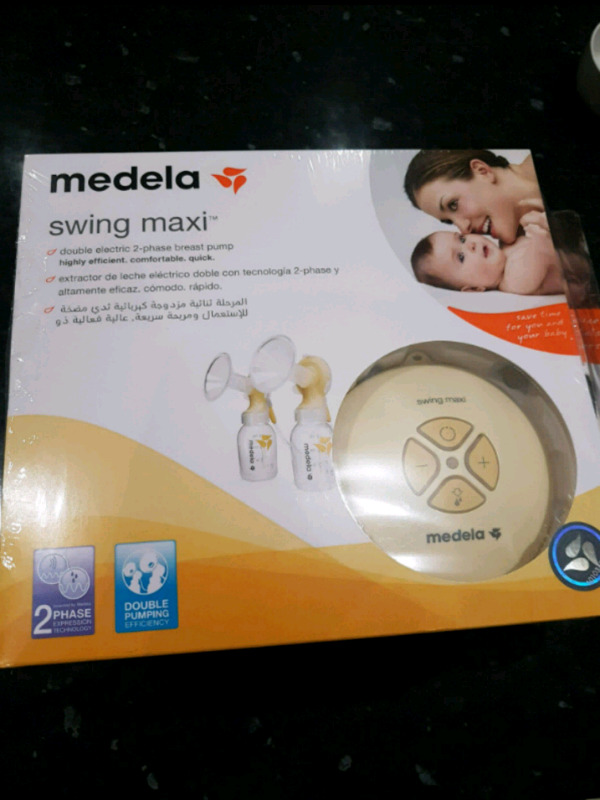 New - Medela Swing Maxi and CityStyle Bag - both never opened