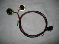 I Use This Transducer Set With My Flanagan Neurophone Ultrasonic Mind Machine