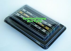Lot of 2 5 Trays Memory-Sticks-Tray-Holder-Case-for-DDR-DDR2-DDR3 DIMM Modules