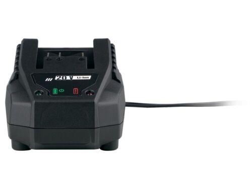 60 min temps de charge PARKSIDE® Chargeur »PLG 20 A1« avec témoin de charge