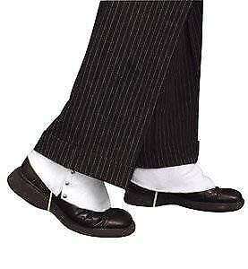 1920/'s Gangster Style Shoe Cover Spats