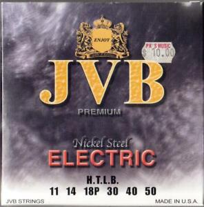 034-JVB-034-Brand-11-50-H-T-L-B-GAUGE-STRINGS-SET-MADE-in-USA-NEW