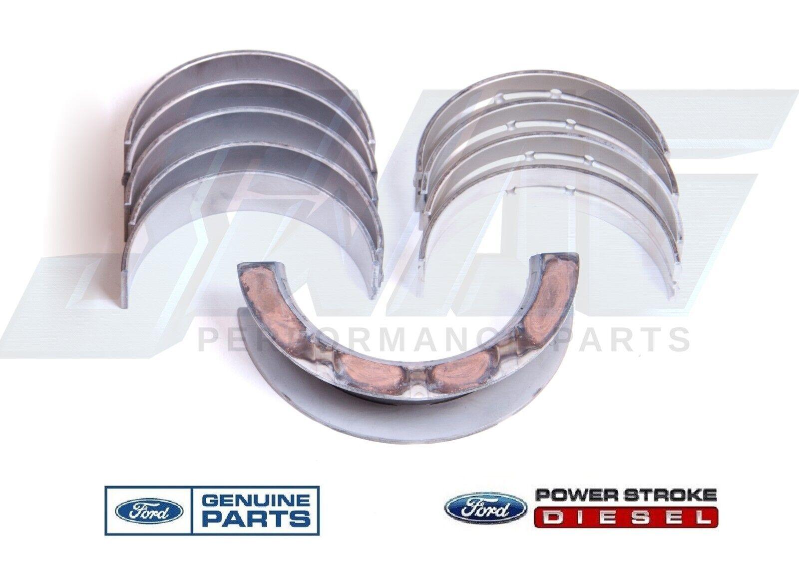 Clevite Rod Bearing Set 8 STD bearings 2008-2010 Ford 6.4 6.4L Powerstroke