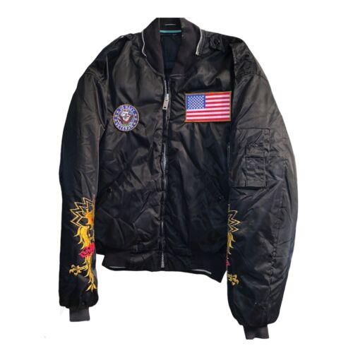 Vintage 1980's Navy Tour Jacket Korea, Great Condi