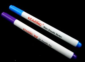 Fabric-Markers-Air-or-Water-Erasable-Pens-Vanishing-Marker-Pens