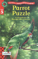 Parrot Puzzle, Level 4, Independent Reading, Book 5,VE