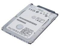 Festplatte Hdd Laptop 750 Gb 2.5 Zoll Sata Apple Mac Book Pro Mini 5400 Rpm