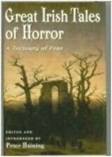 Great Irish Tales of Horror A Treasury of Fear - Great for St.Patrick's Day