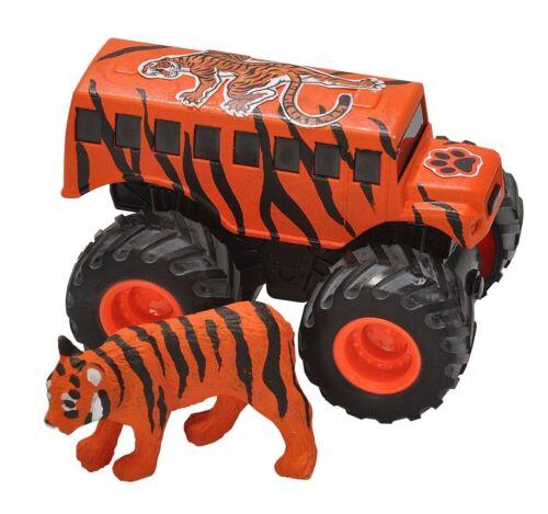 Wild Republic 9 cm safari trek Adventure Mini Camion Tigre 20658
