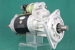 Anlasser-Getriebe-TIH-UTB-Utos-U-300-302-445-U550-550-Neuteil-3-2kW-Leistung