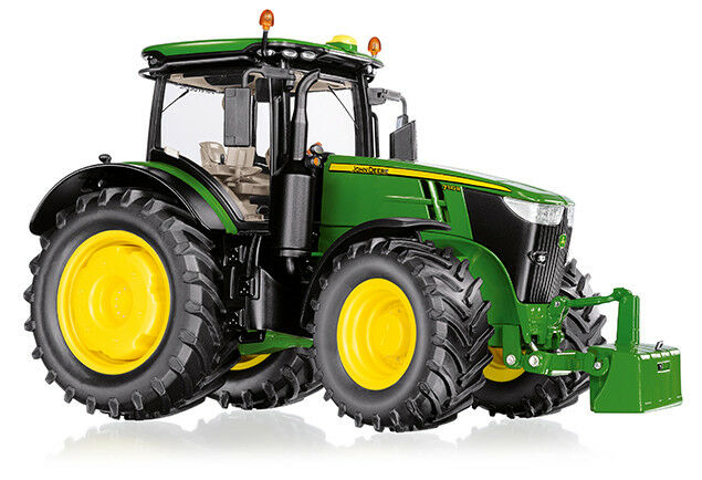 Wiking 077837 Tractor John Deere 7310r 1 3 2 New