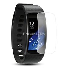 2 X Invisible shield Screen Protector Film  For Samsung Gear Fit 2 Smart Watch