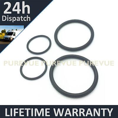 Acouto 4 Pcs Seal Rings,Solenoid Valve Seal Ring Repair Upgrade Kit Fit for Vanos N40 N42 N46 N45 for E46 E60N E81 E83 E87 E88 E90