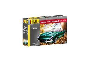 HELLER-80719-1-24-Jaguar-Type-E-3L8-OTS-Cabriolet