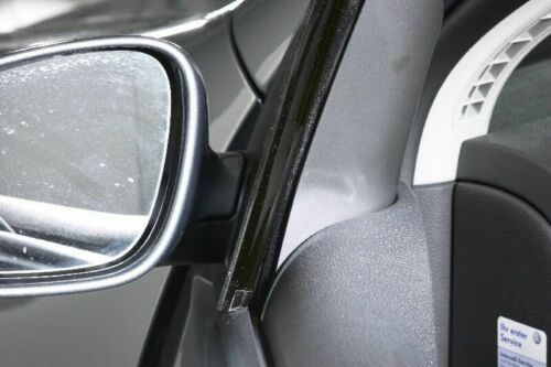Climair Windabweiser Seat Arona Typ KJ SUV ab 2017 mit ABE Rauchgrau vorn