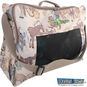 Classic Equine Horse New Boot Accessory Tote Equipment Storage Bag Frontier