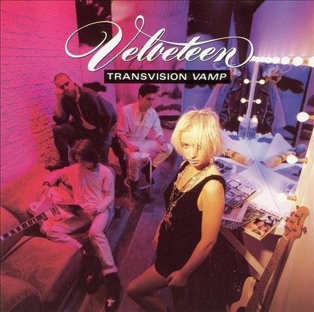 Velveteen [Bonus CD] by Transvision Vamp (CD, Mar-2013, 2 Discs, Universal)