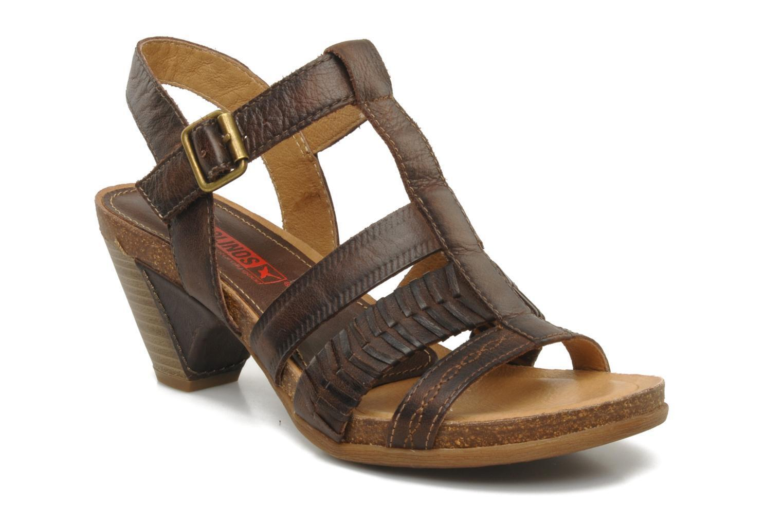Pikolinos Moraira 845 Sandalen Damenschuhe 42 Pumps Sandale UK8 Neu