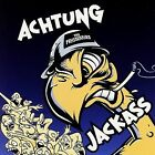 Achtung Jackass by The Frustrators (Vinyl, Nov-2005, Adeline Records)