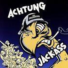 Achtung Jackass by The Frustrators (Vinyl, Nov-2005, Adeline Records)