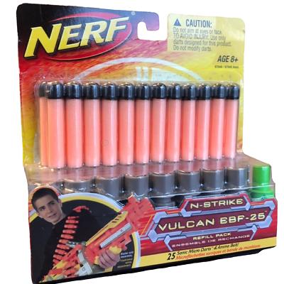 NERF N-Strike Vulcan EBF-25 Belt Refill