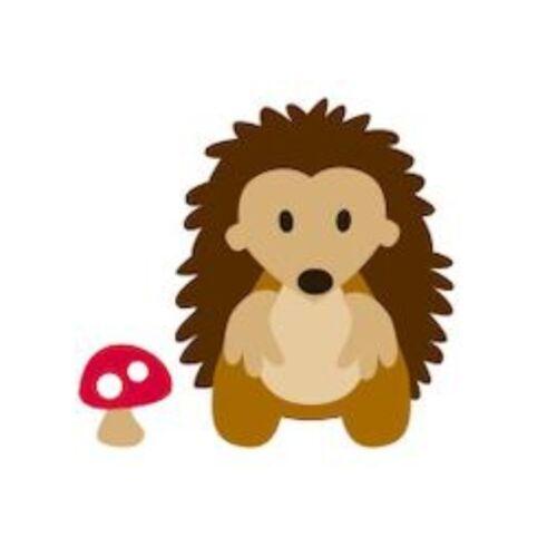 Hedgehog Metal Die Cuts /& Stamp Marianne Cutting Dies COL1368 Animals Zoo