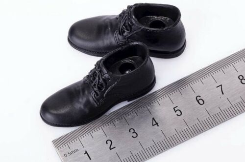 1//6 black casual business Combat Boots Logan wolverine hot toys BBI Phicen ❶USA❶