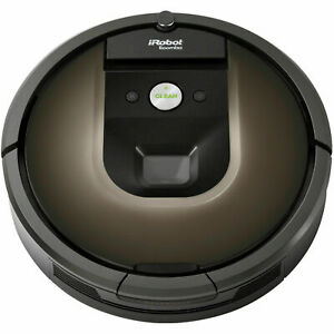 iRobot-Roomba-980-Roboter-Staubsauger-Schwarz-WLAN-beutellos-R980020-TOP-B-Ware