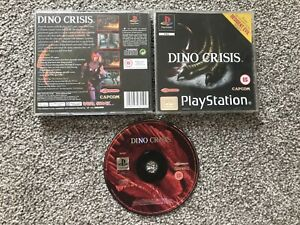 DINO-CRISIS-SONY-PLAYSTATION-1-PS1-PS2-PS3-GAME-OFFICIAL-UK-PAL