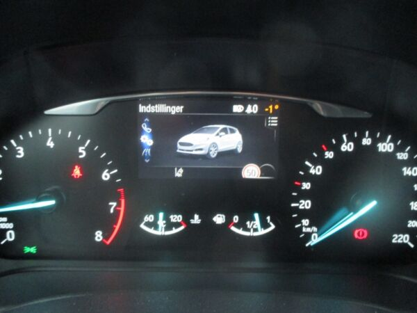 Ford Fiesta 1,0 EcoBoost Vignale billede 14