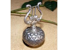 antik orient Hochzeit Silber Parfum Flakon perfume flacon silver afghanistan 128