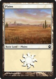 20x-Llanura-230-Plains-230-MTG-MAGIC-THS-Theros-English