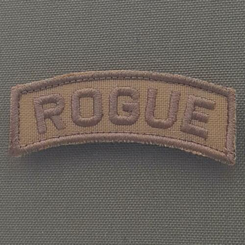 RogueTab coyote tan tactical american morale army USA touch fastener patch