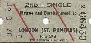 B-R-B-Ultimatic-Ticket-Elstree-amp-Borehamwood-to-London-St-Pancras