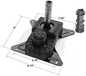 Chromcraft Replacement Swivel Tilt and Plastic Insert