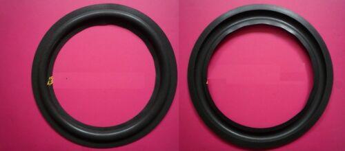2pcs 10inch FirstRate woofer//bass speaker surround Foam Repair 245//225//190//175mm