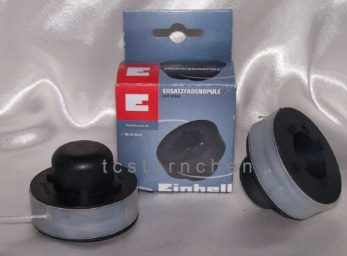 2 Ersatzspule Fadenspule Spule Einhell Blue BG-ET 5529 NEU