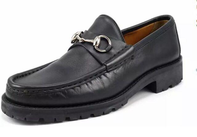 gucci loafer lug sole - 63% OFF