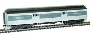Rivarossi-Southern-Pacific-60ft-Baggage-Car-6350-HO-Scale-Train-Car-HR4192