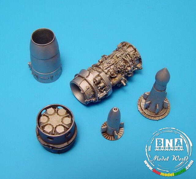 AIRES 4158 Junkers JUMO 004B-1 Exhaust Nozzle in 1:48