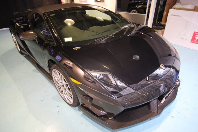 Lamborghini gallardo ebay