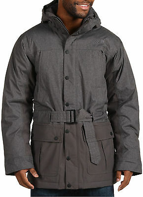 The North Face Armata Down Jacket Mens Graphite Grey 2XL XXL New with Tags $349