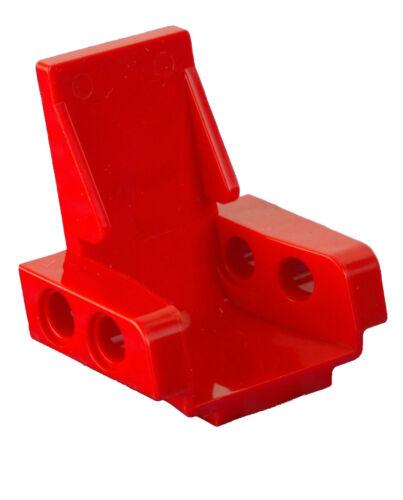 Missing Lego Brick 2717 Red Technic Seat 3 x 2 Base