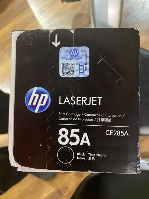 OEM HP LaserJet CE285A Cartridge New In Box!