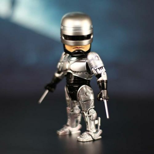 RoboCop 6  Alloy Diecast Movable Action Figure Allory HMFPVC Model Toy